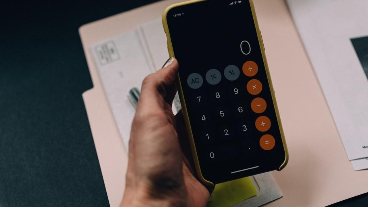 Calculate net worth steps