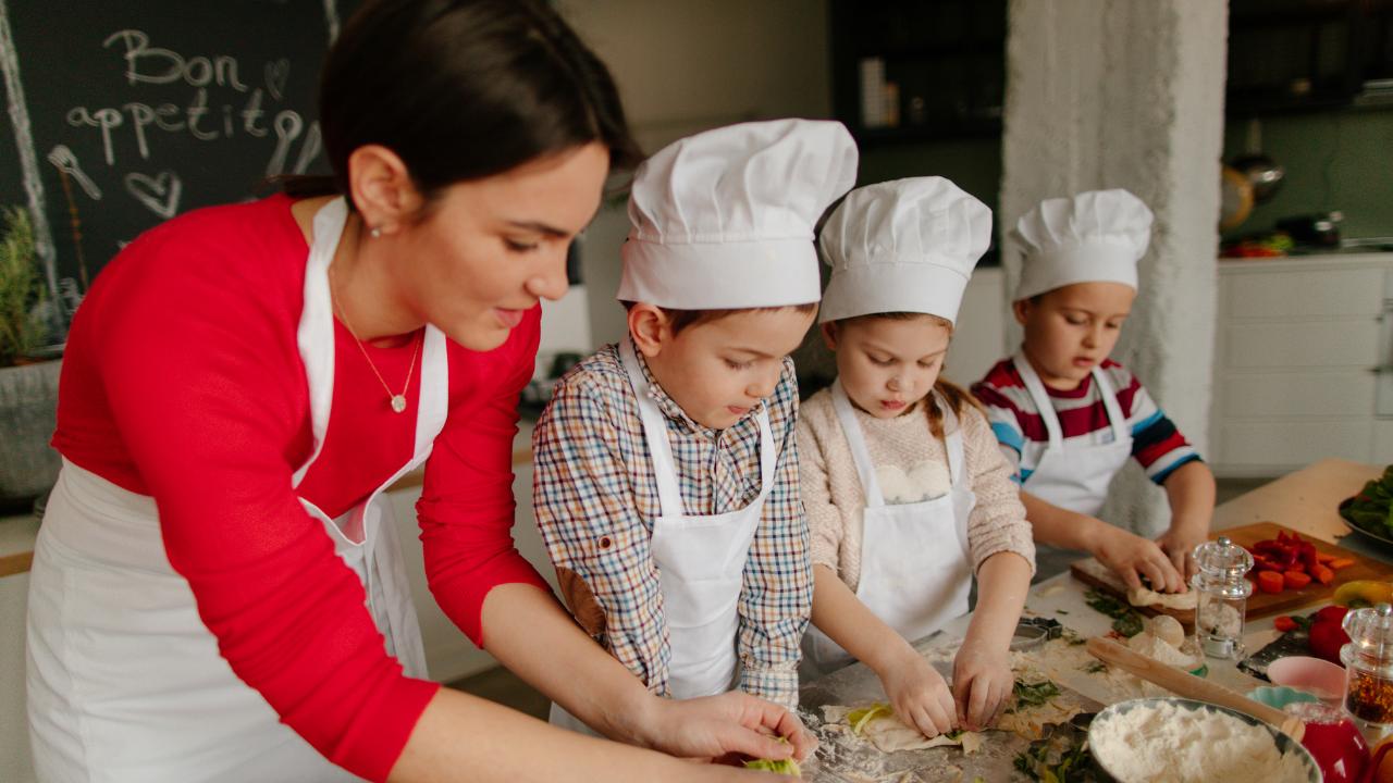 Careerclub parenting healthy habits happy kids