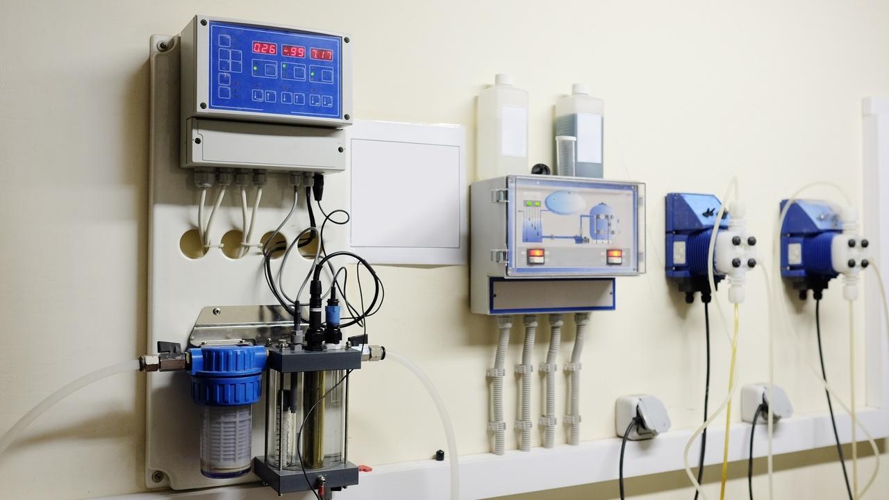 Water Treatment Line Equipment