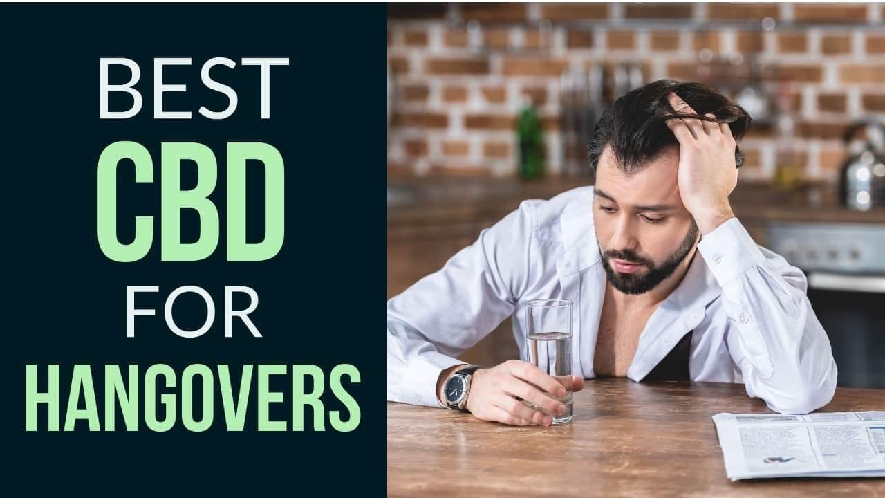 cbd for hangovers from alcohol