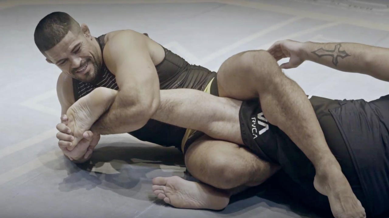 rousimar palhares toehold