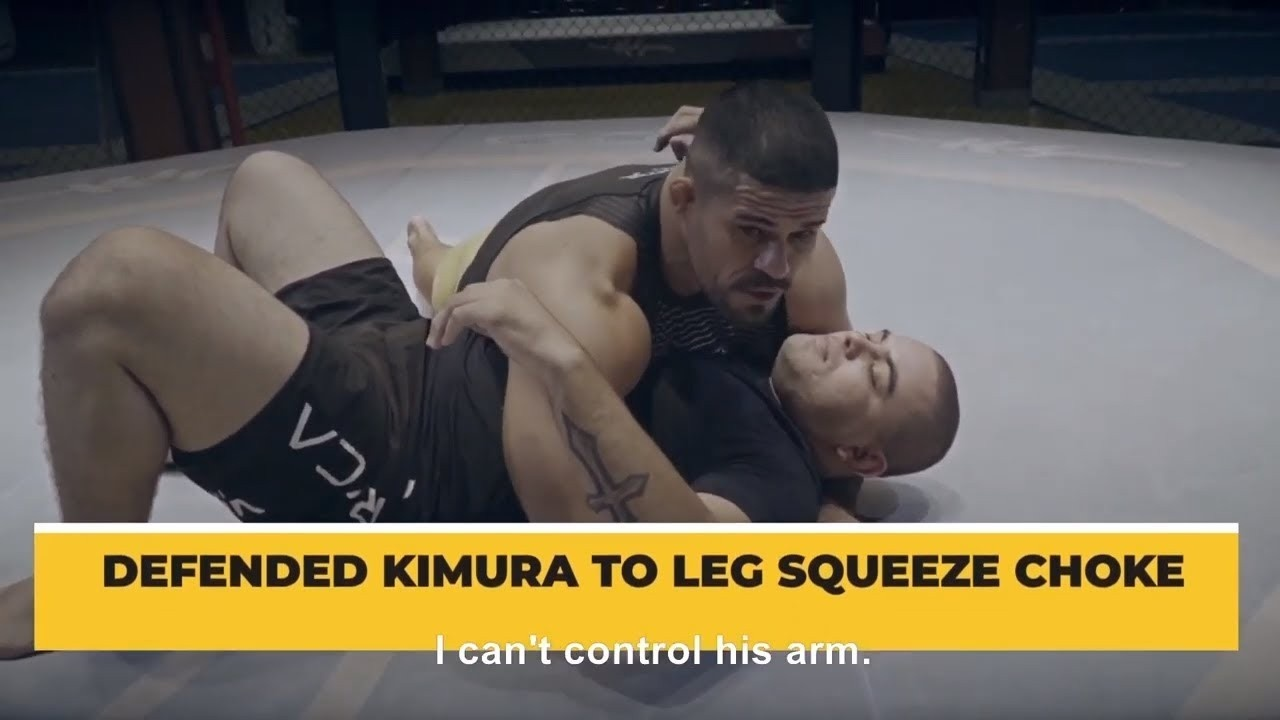 leg squeeze kimura