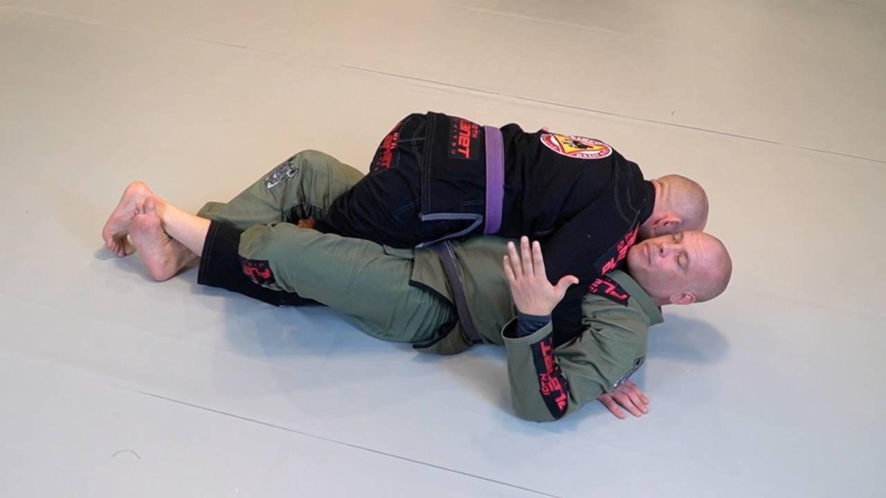 Lotus Lockdown Technique