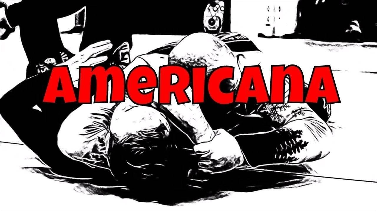 americana head and arm choke