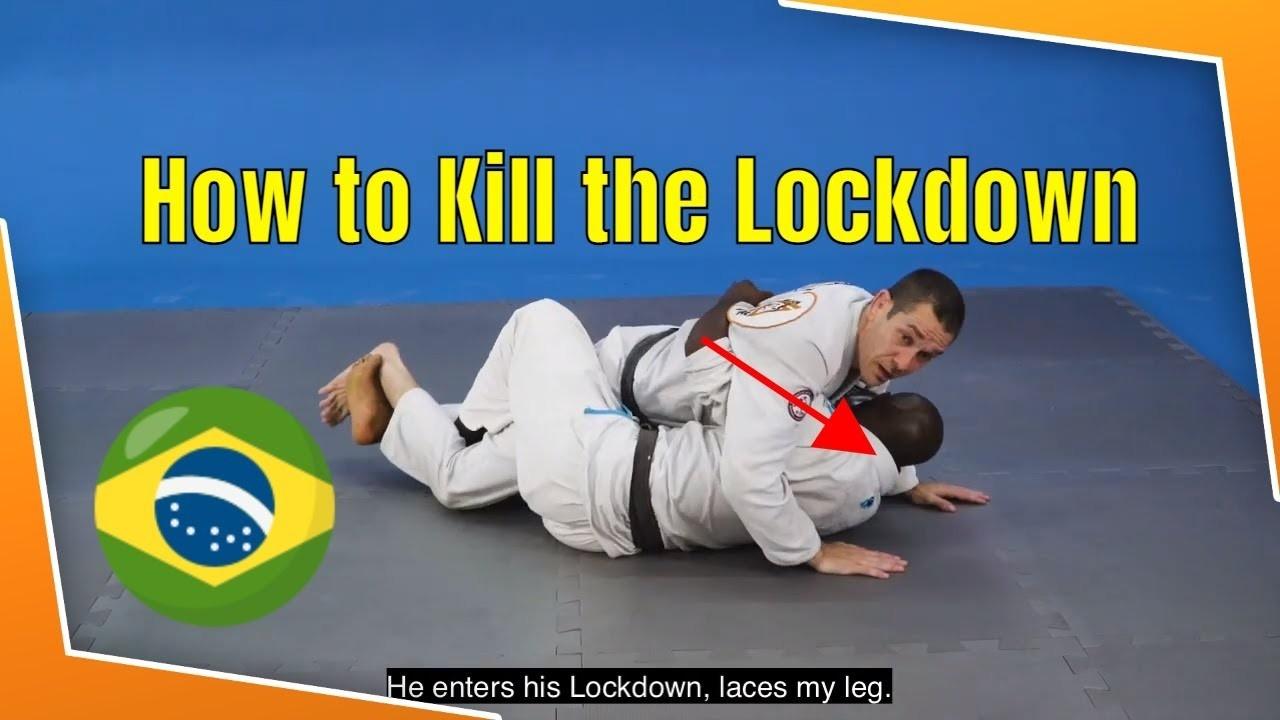 lapel chokes lockdown