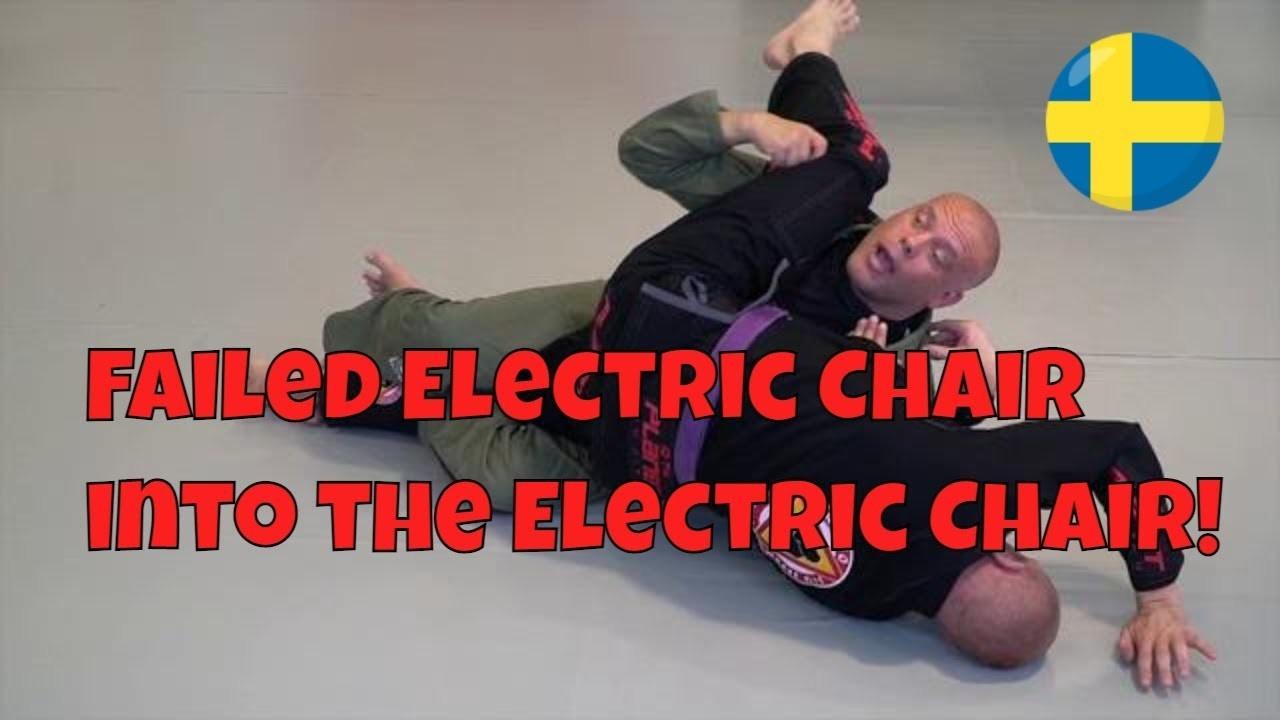 electric chair entry fail