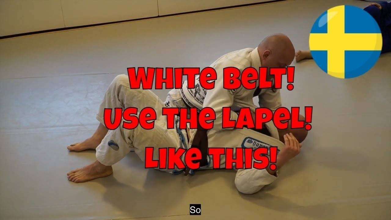 lapel submissions side control