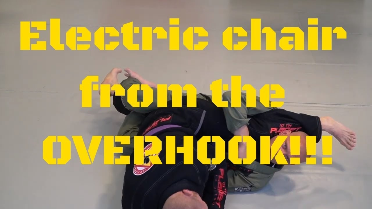 electric chair overhook