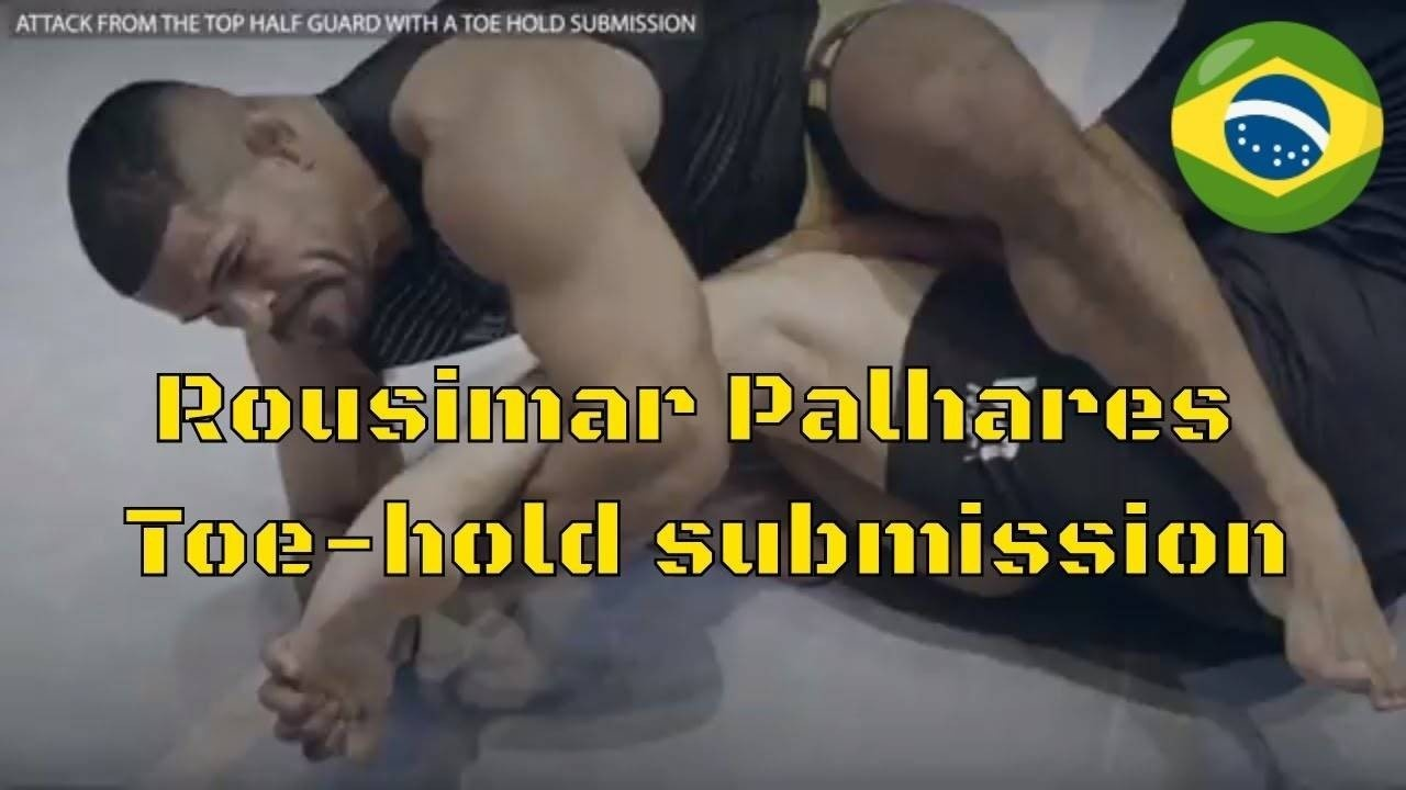 toe hold rousimar palhares