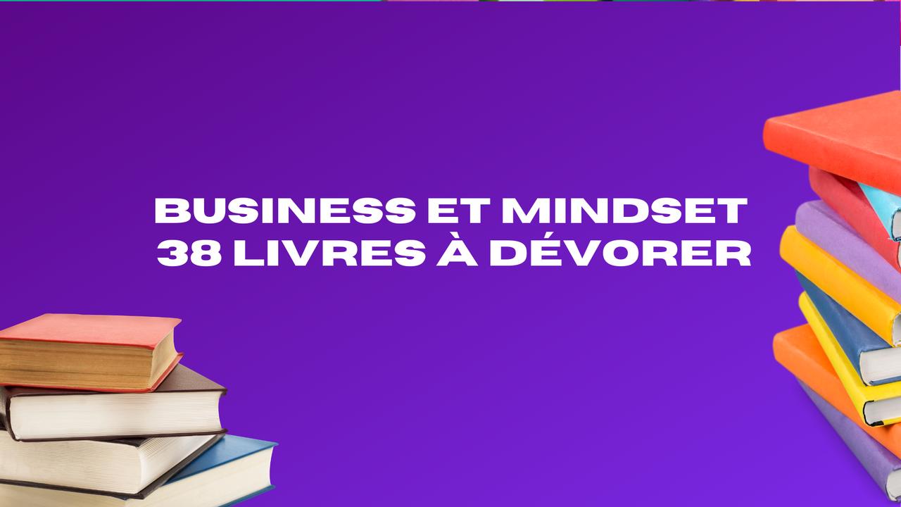 livre business et développement personnel