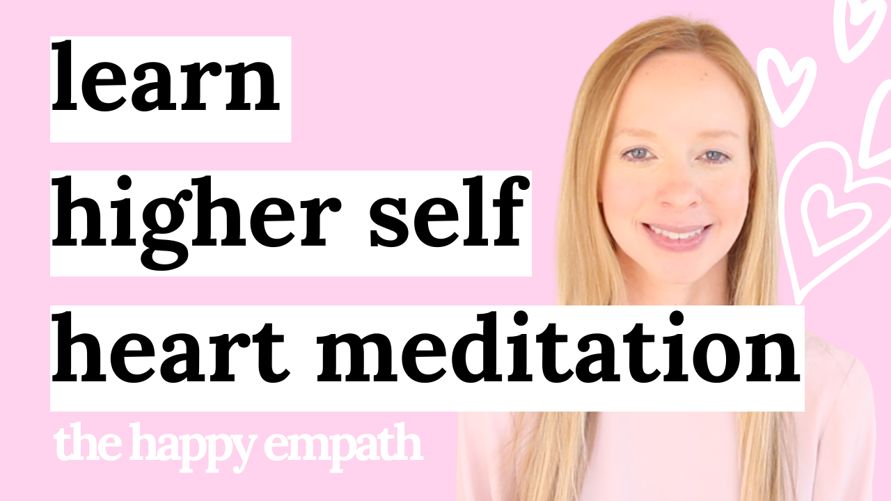 Higher Self Heart Meditation with Vanessa Clayton
