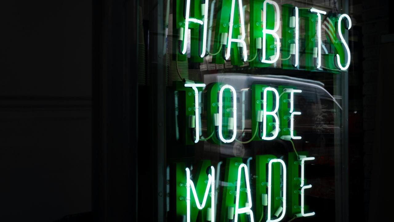 Organizational Habits