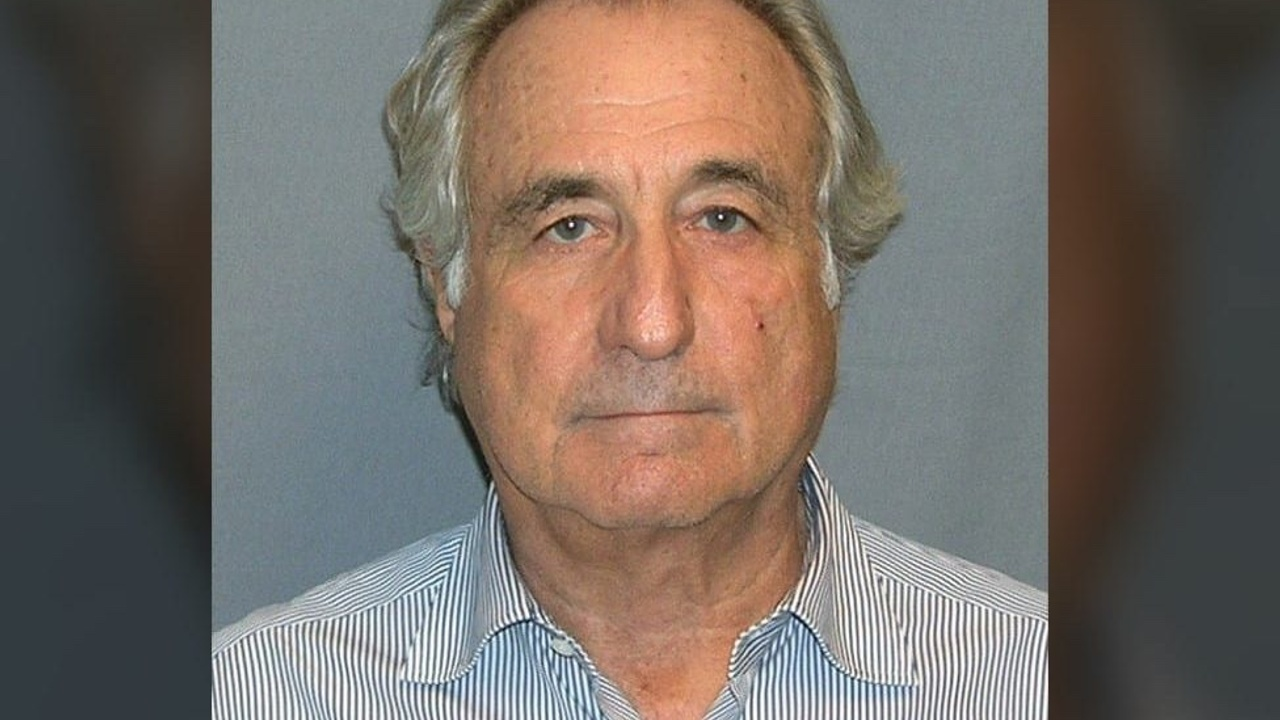 Bernie Madoff Arrest Photo U.S. Dept. of Justice