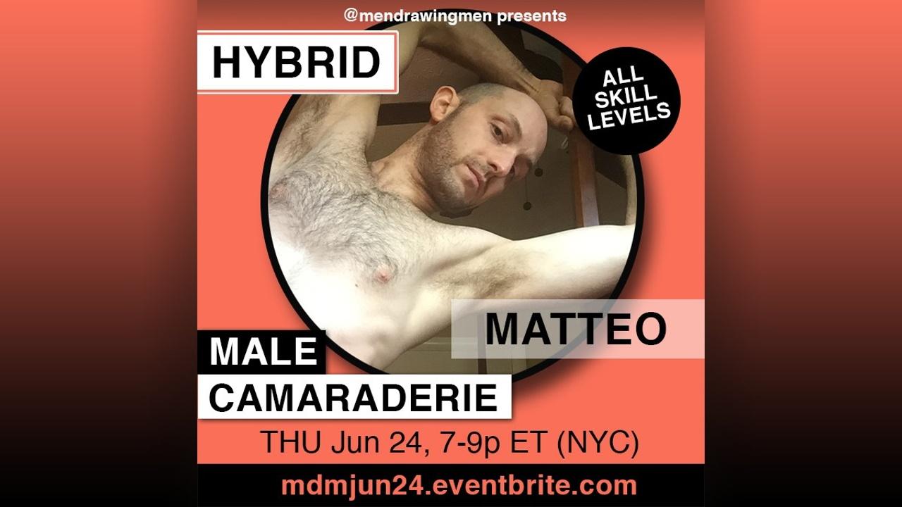 shirtless Matteo