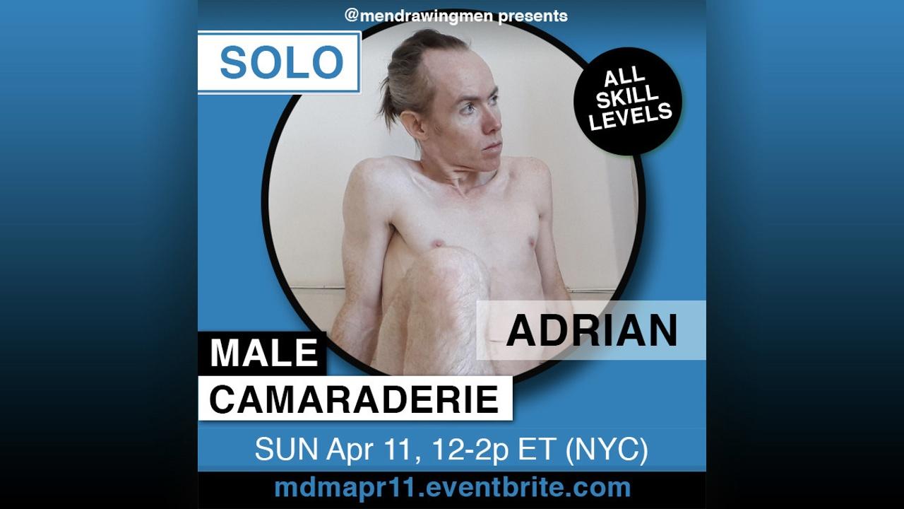 shirtless Adrian