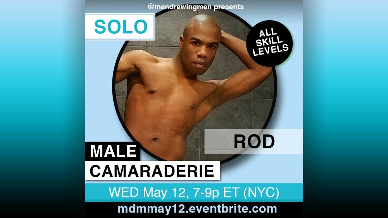 shirtless Rod