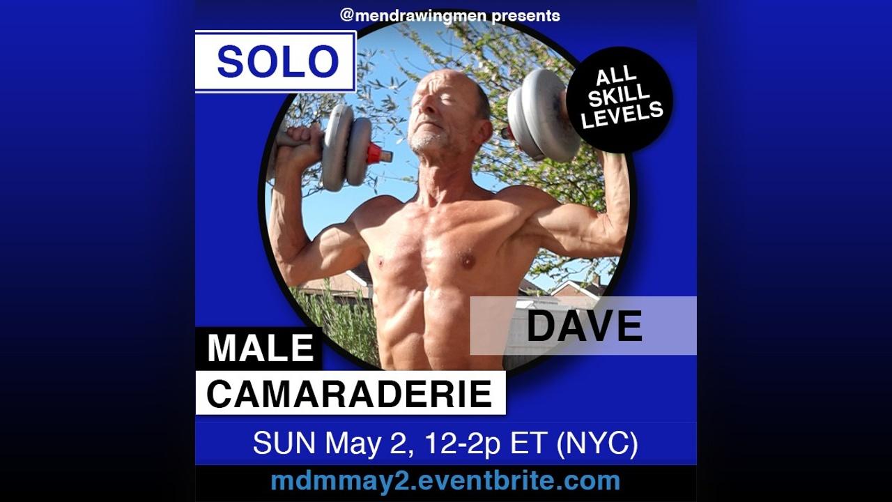 shirtless Dave
