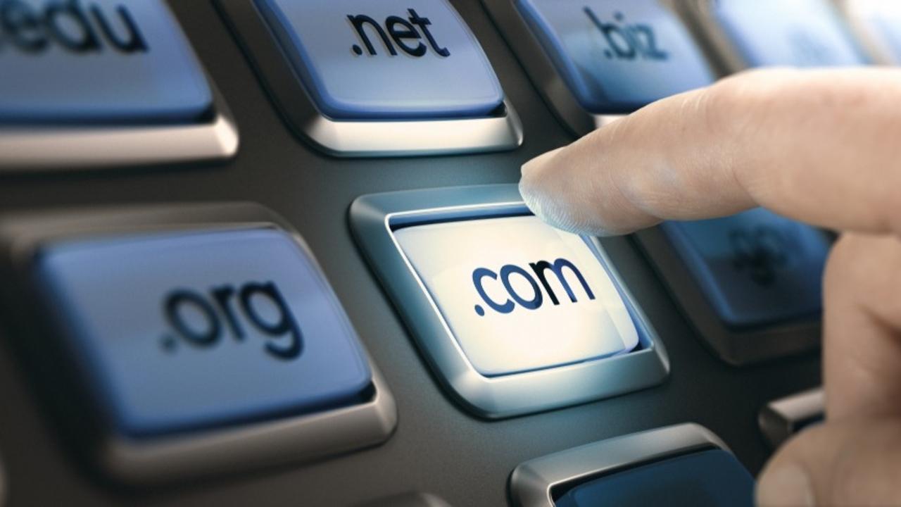 Domain registrars in the market