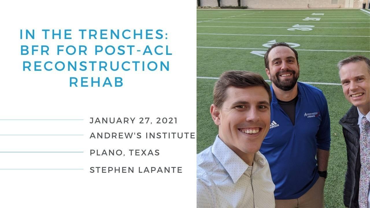 Taylor Premer, Brett Winchester, and Stephen LaPlante