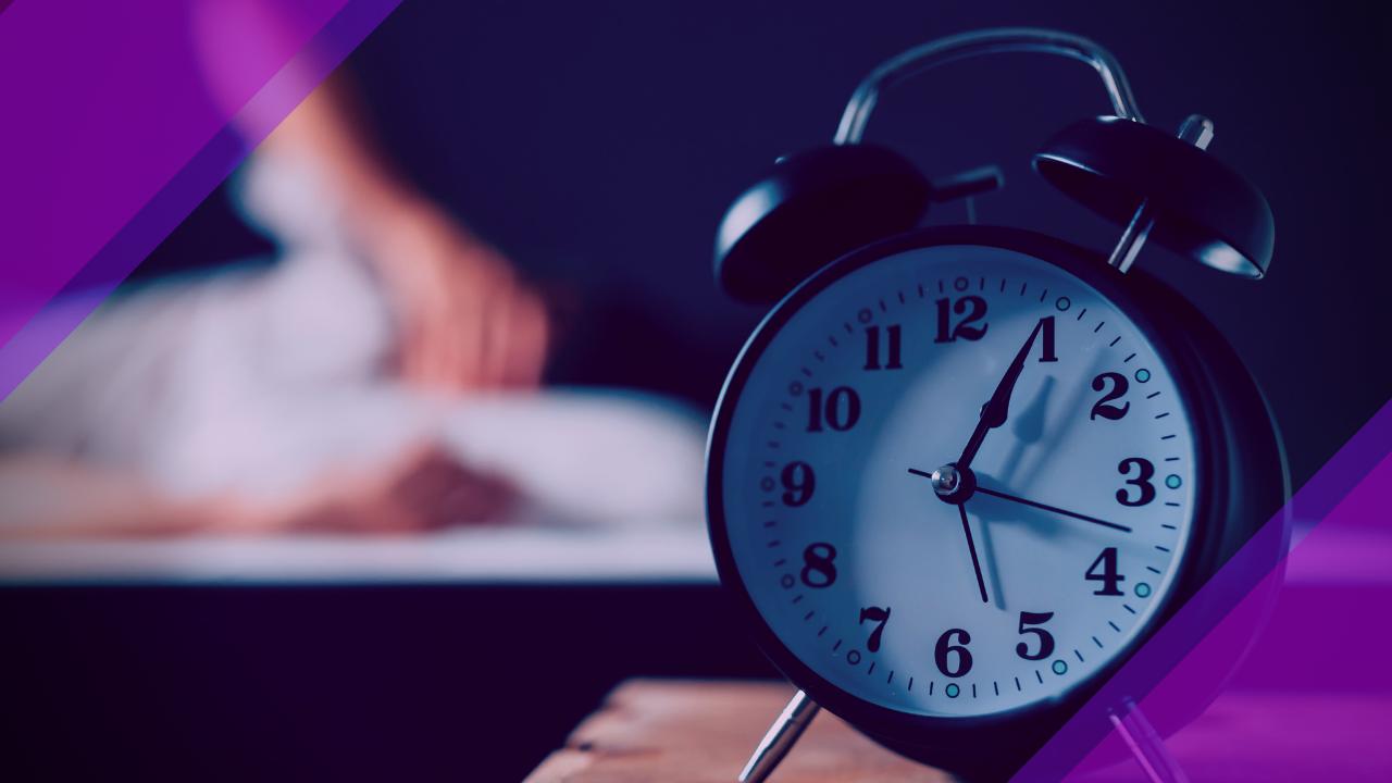 Menopause and Sleep DIsruption