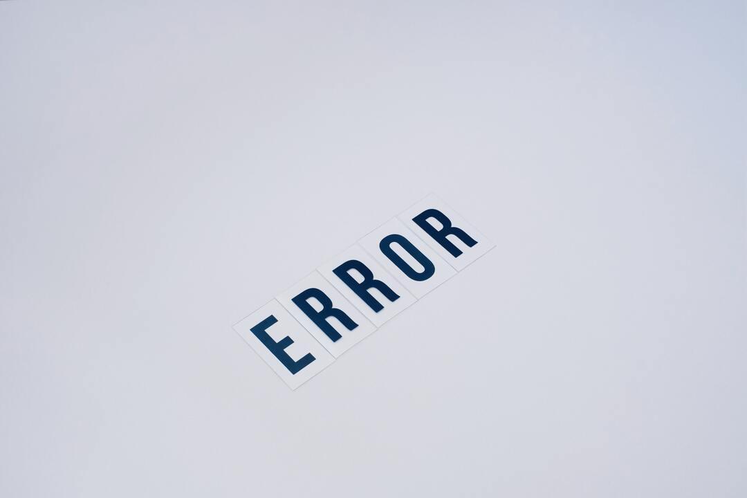 palabra-error