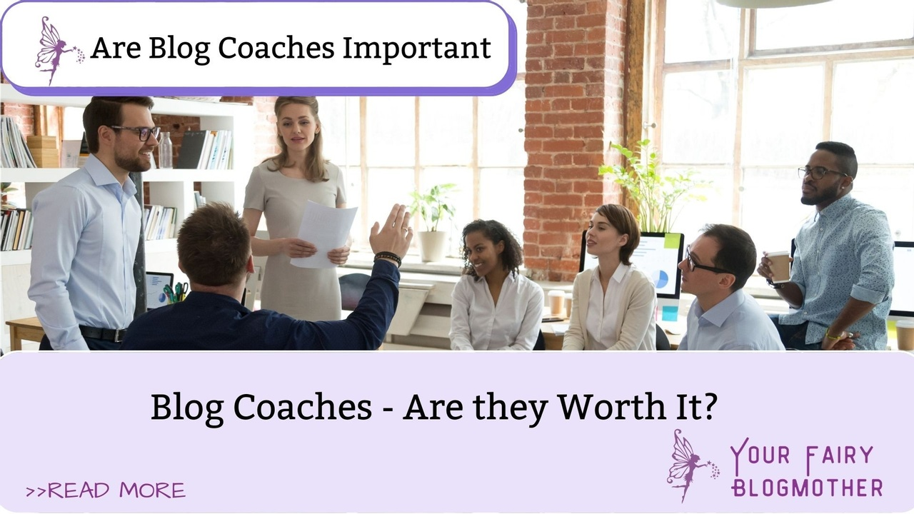 group of people supporting, blog coaches