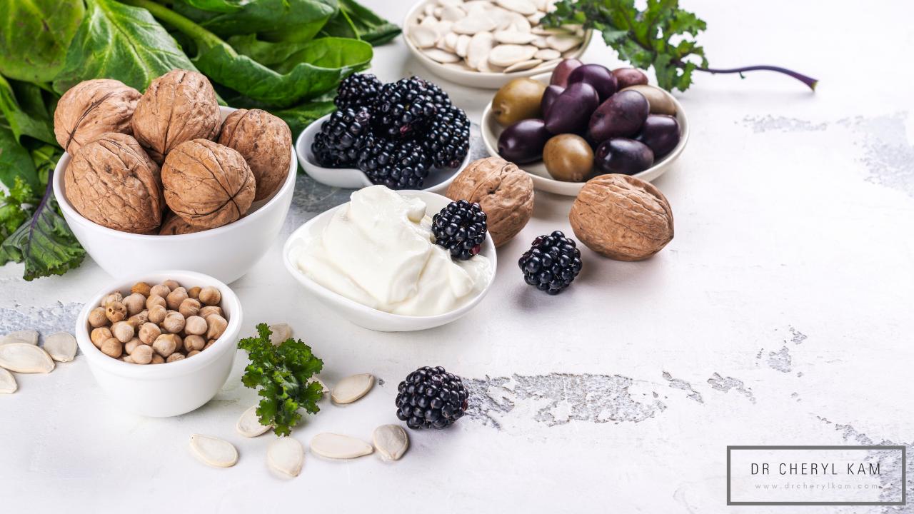 Dr Cheryl Kam - Blog - Functional medicine coach - Singapore - My top nutrients for fertility