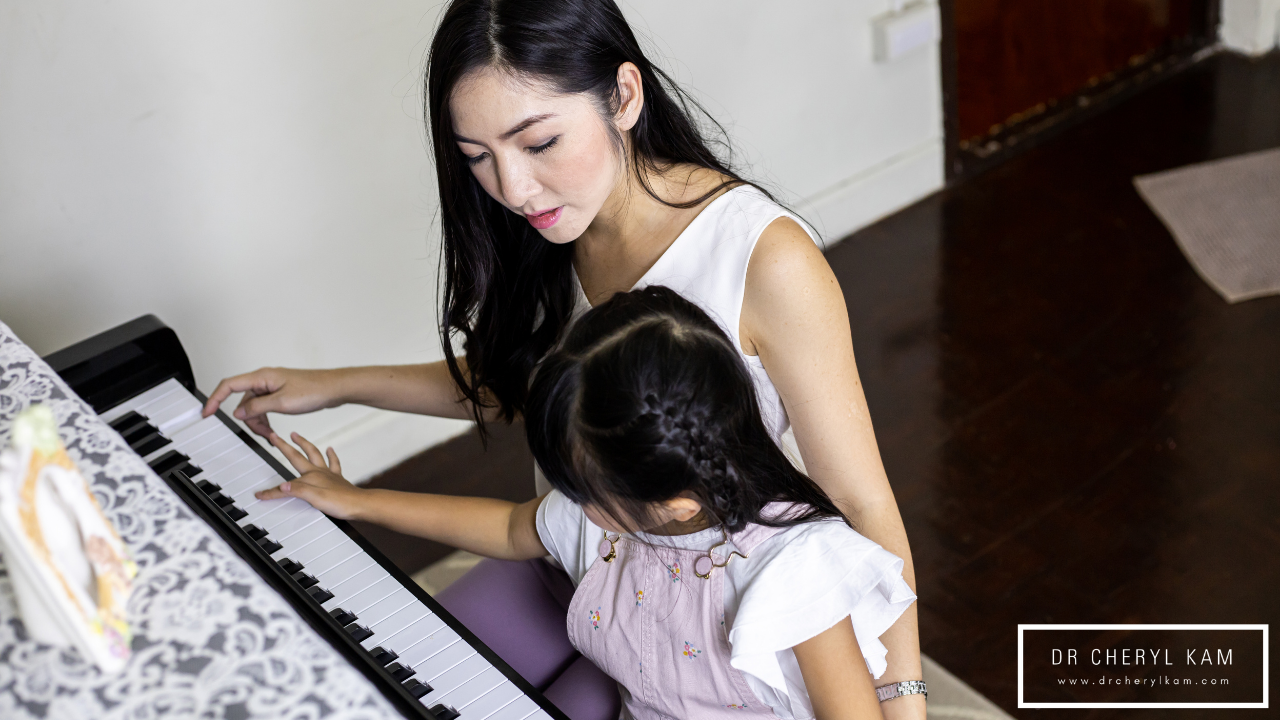 Dr Cheryl Kam - Blog - Functional medicine coach - Singapore - If you want to supercharge your child's brain development, teach them music.