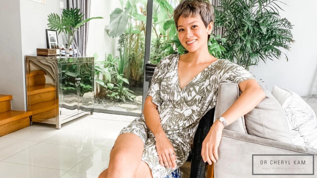 Dr Cheryl Kam - Blog - Functional medicine coach - Singapore - My Story