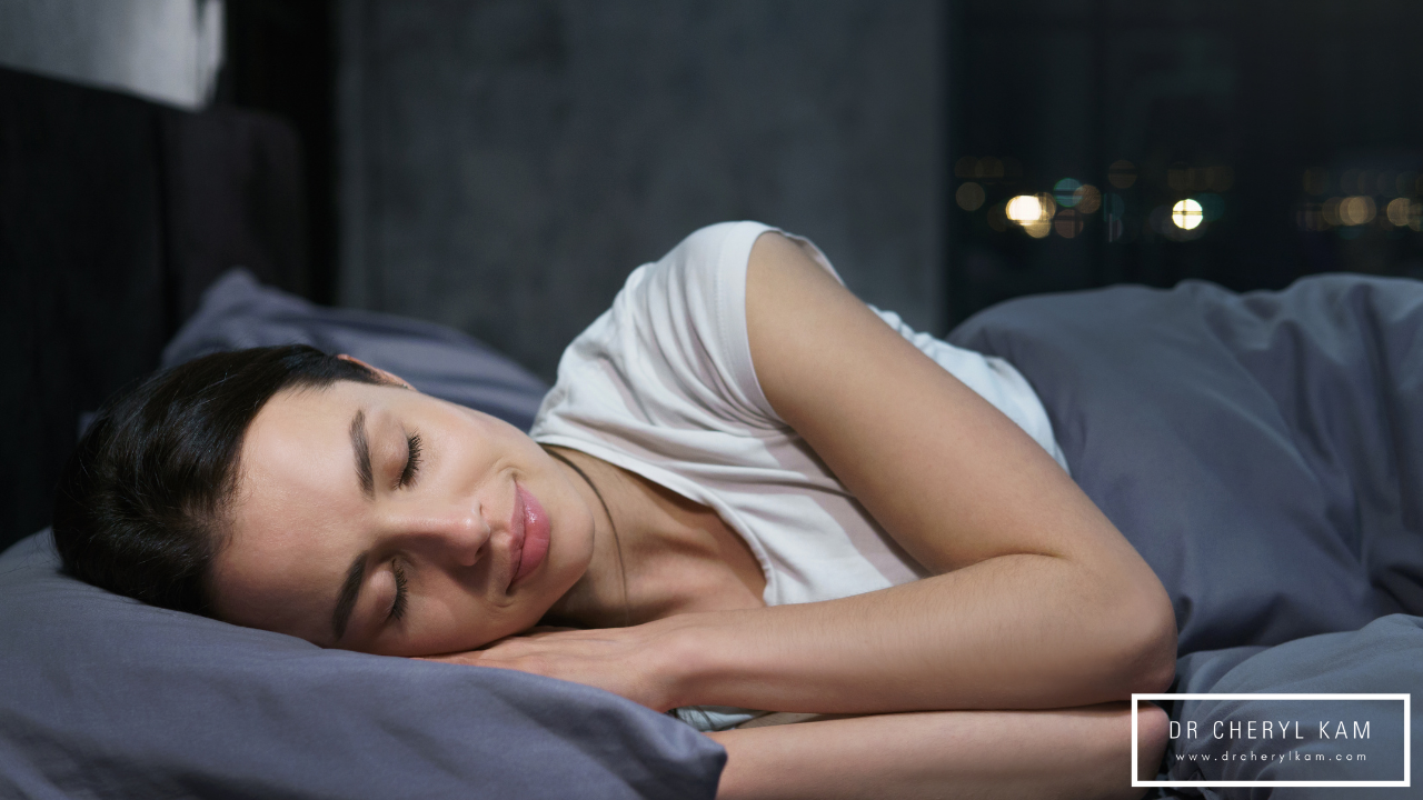 Dr Cheryl Kam - Blog - Functional medicine coach - Singapore - Sleep Nutrients – Are they really vital?
