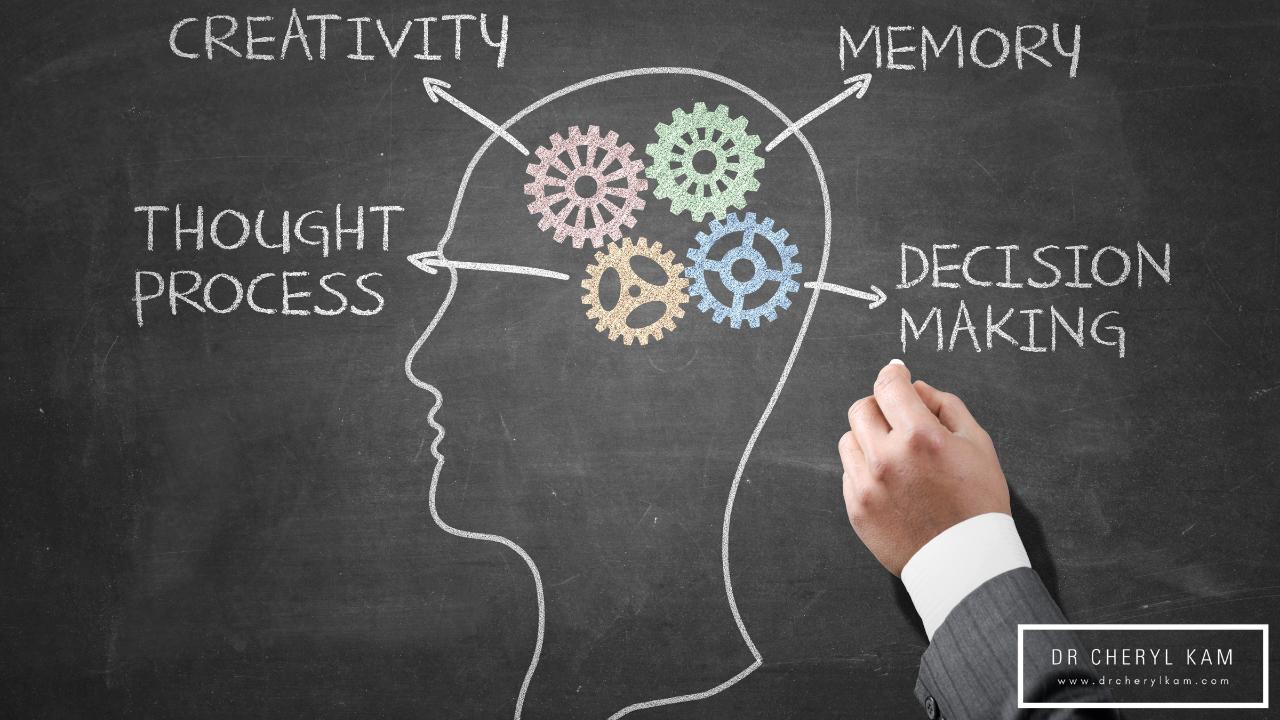 Dr Cheryl Kam - Blog - Functional medicine coach - Singapore - 5 Musts for Optimal Brain Function