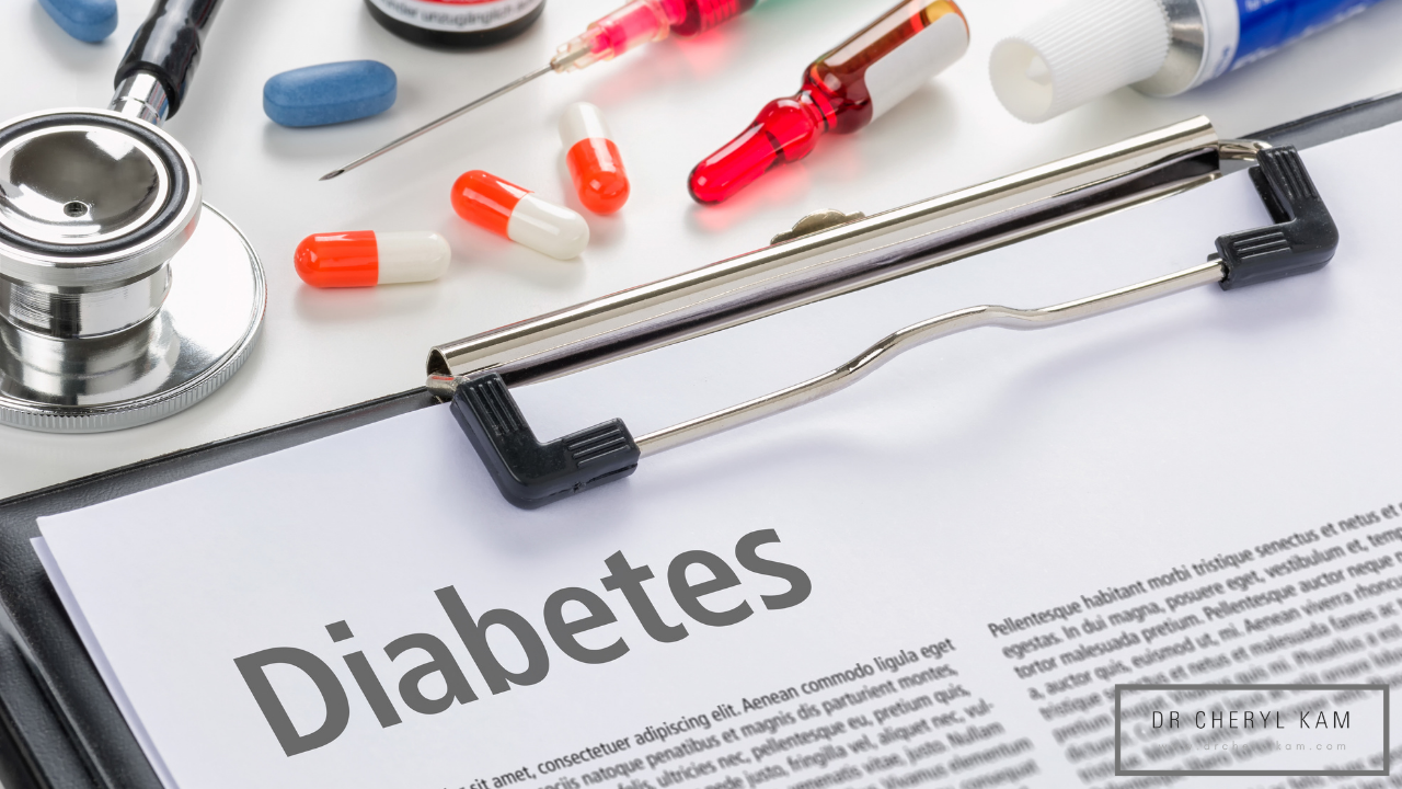 Dr Cheryl Kam - Blog - Functional medicine coach - Singapore - Move Over Diabetes, What Is Insulin Resistance?