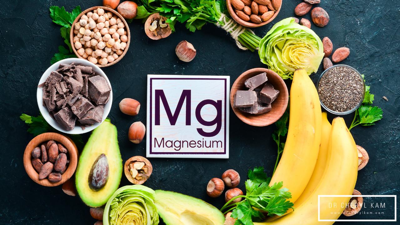 Dr Cheryl Kam - Blog - Functional medicine coach - Singapore - Do You Need More Magnesium?