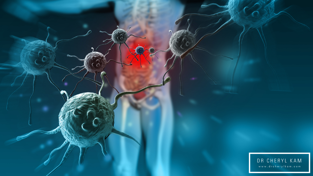 Dr Cheryl Kam - Blog - Functional medicine coach - Singapore - 5 Reasons You Have Low Immunity
