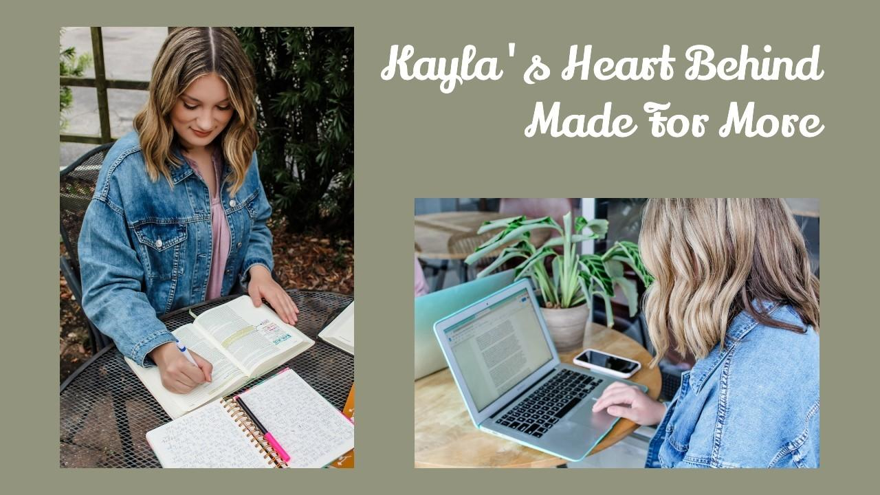 All About Kayla Milligan