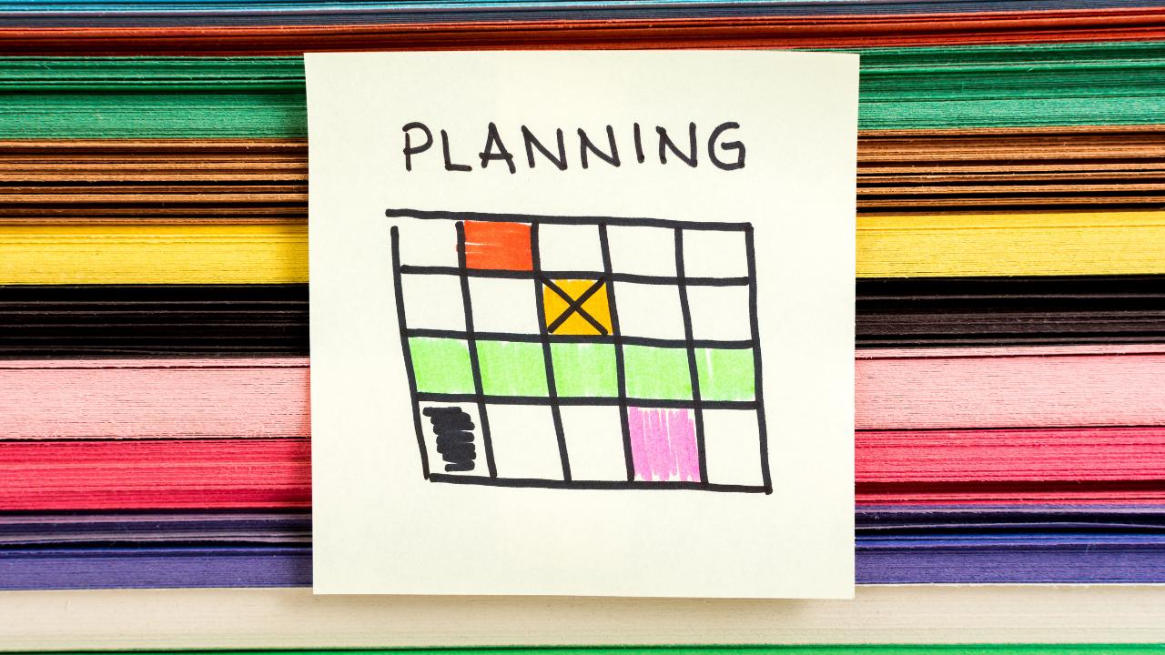 content calendar ideas