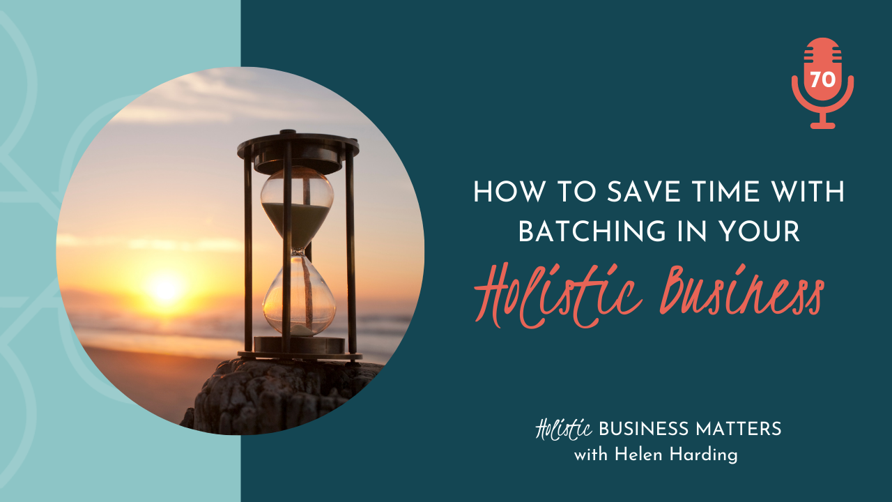 How to Save Time with Batching