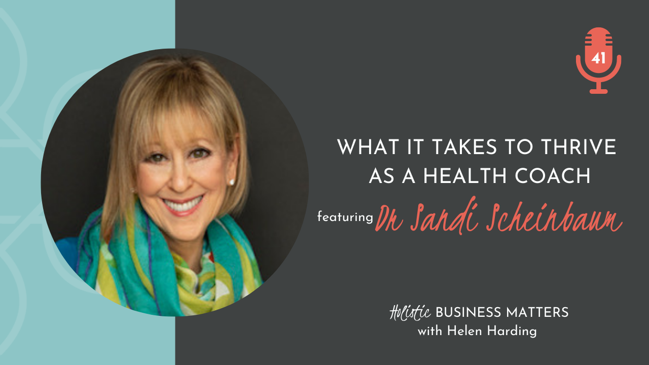 What it Takes to Thrive as a Health Coach