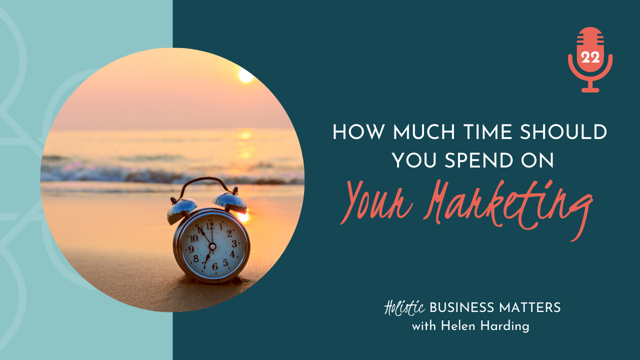 How Much Time Should you Spend Marketing