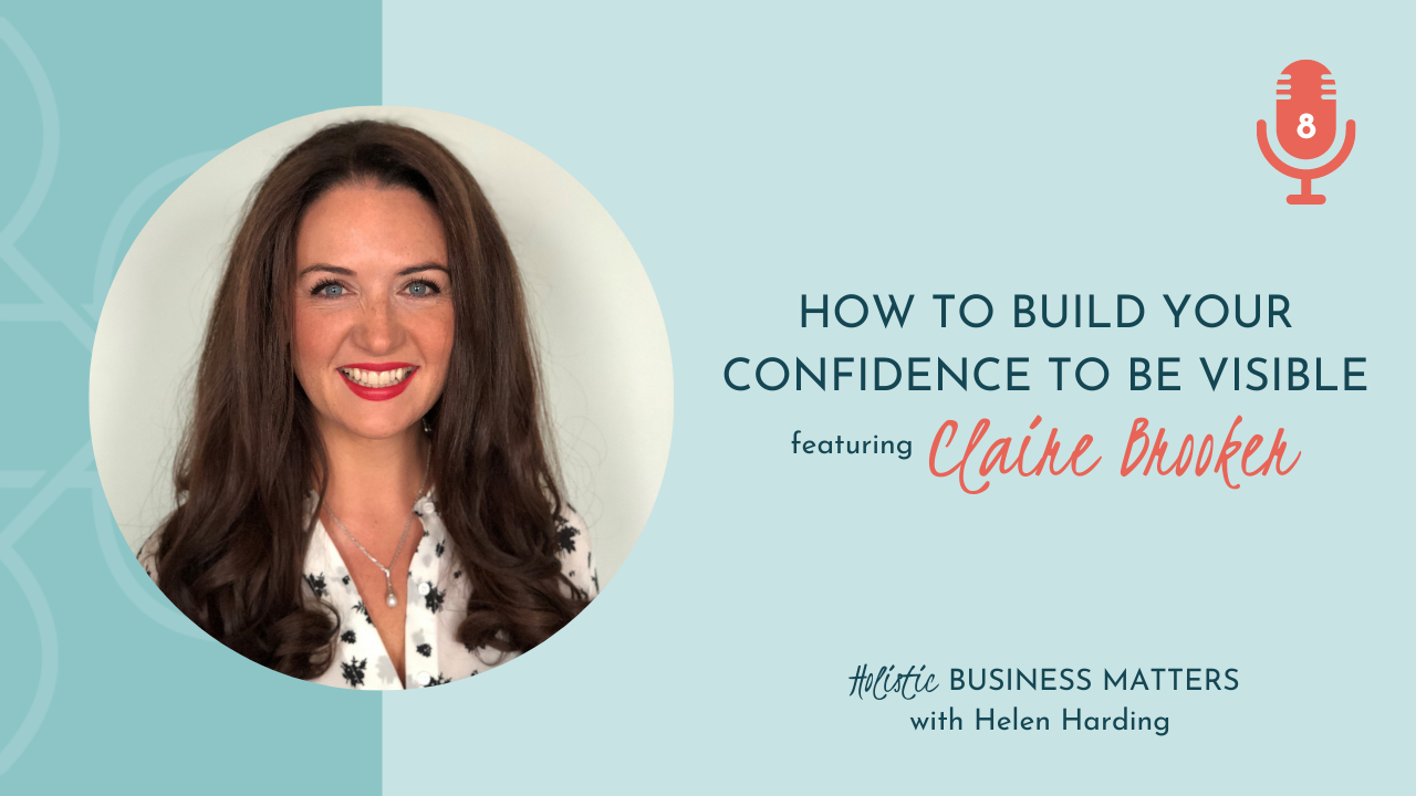 How to Build Your Confidence to be Visible