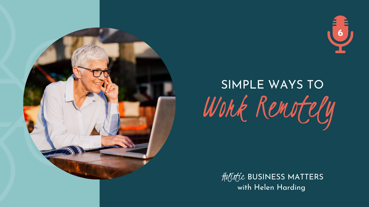 Simple Ways to Work Remotely