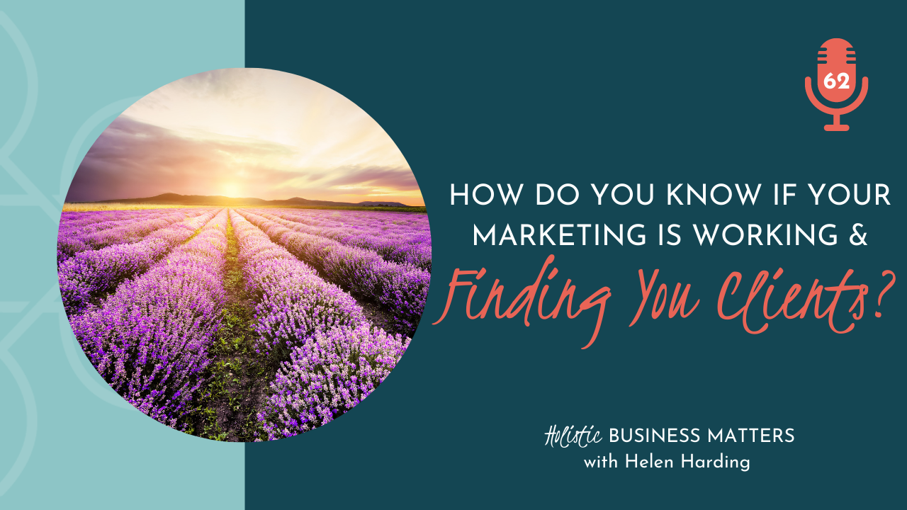 how do you know if your marketing is working