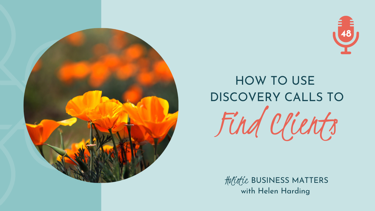 How to Use Discovery Calls to Find Clients
