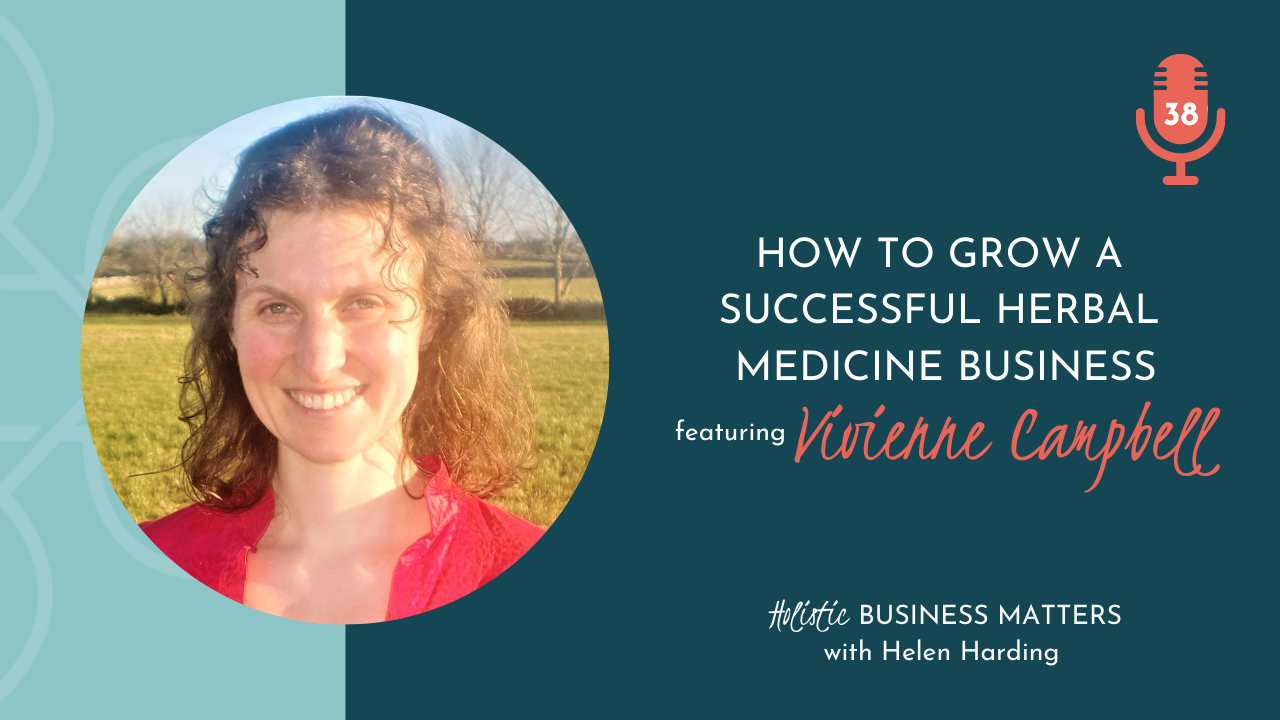 How to Grow a Successful Herbal Medicine Business