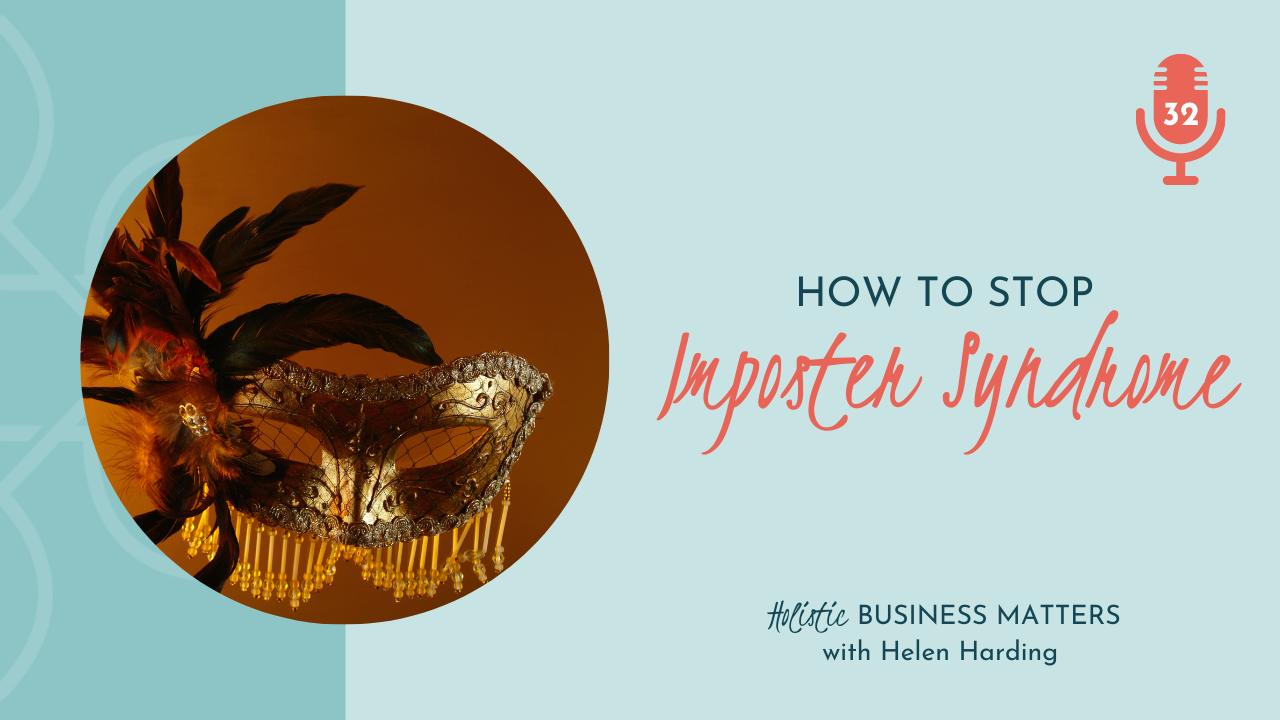 How to Stop Imposter Syndrome