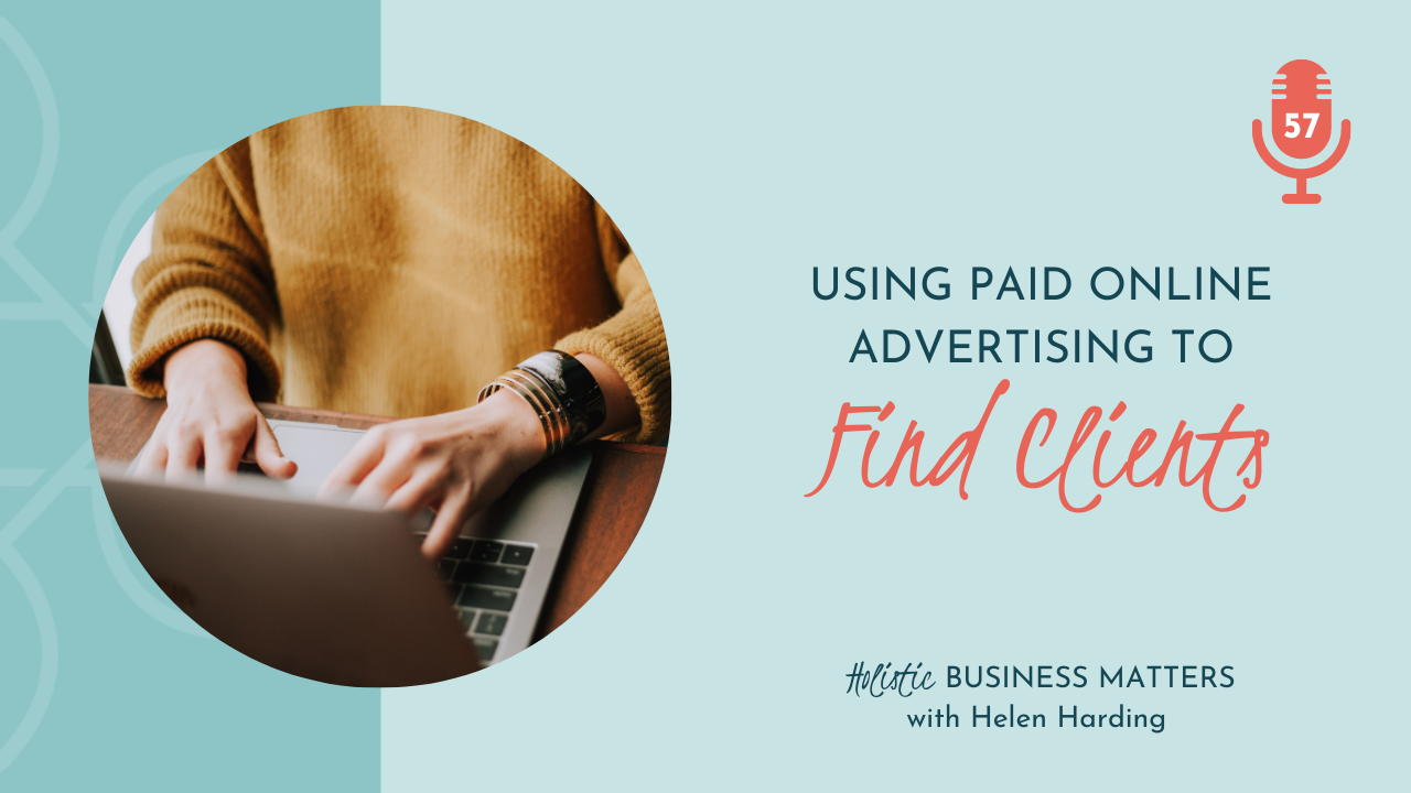 Paid Online Advertising to Find Clients