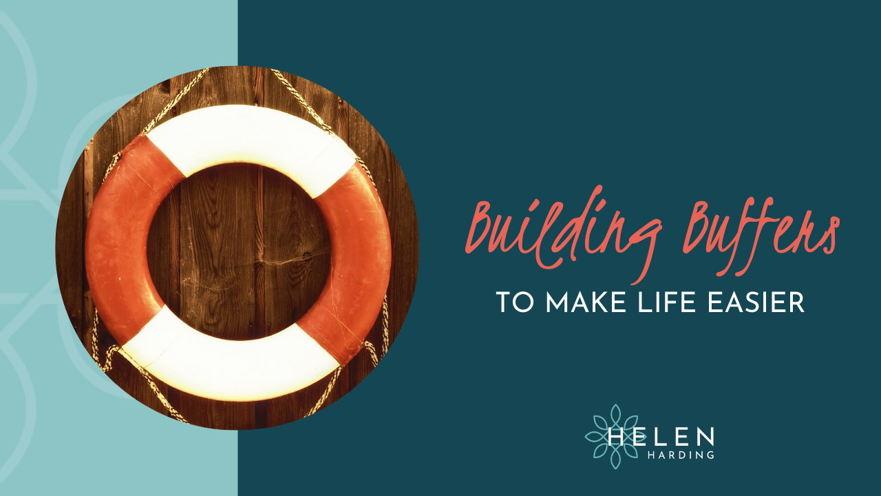 Building Buffers to Make Life Easier