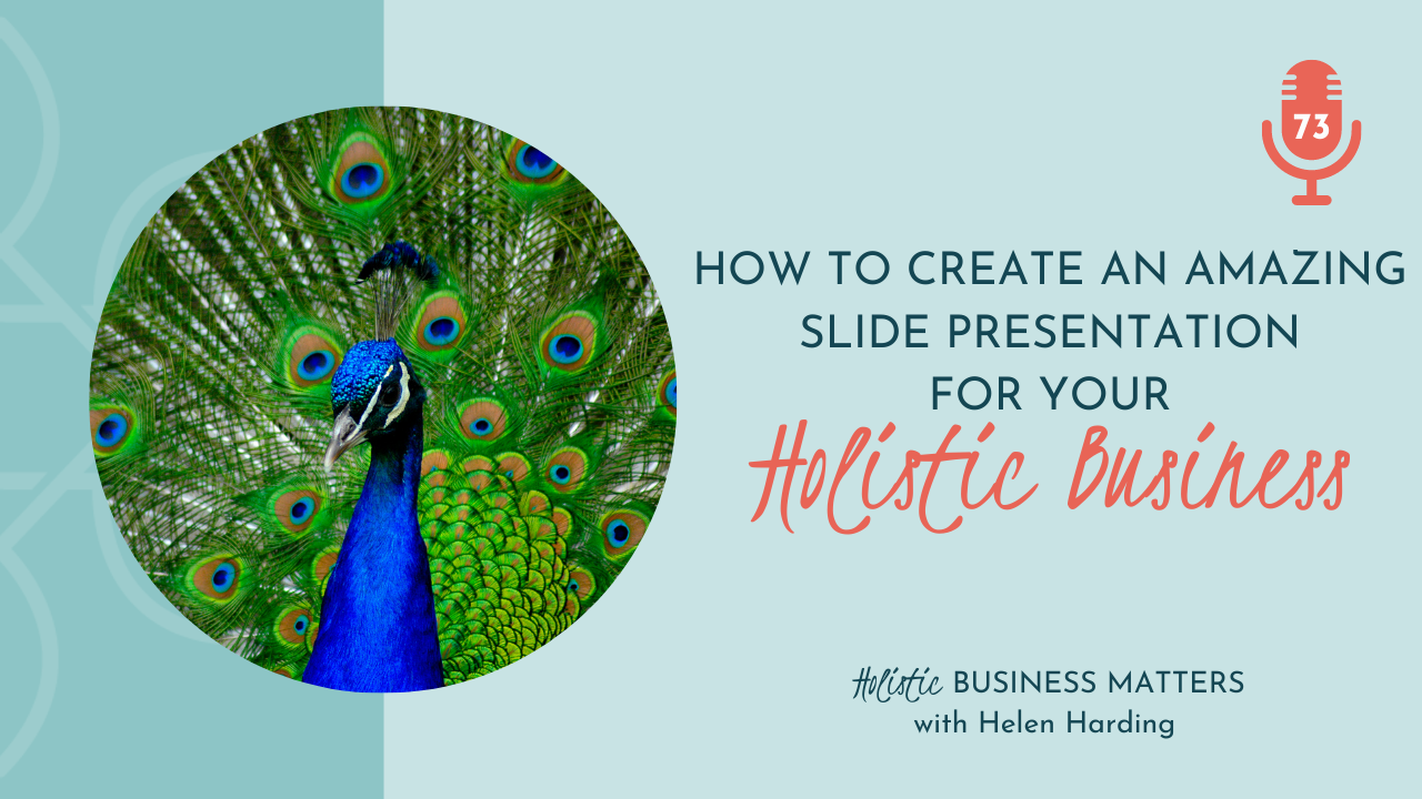 How to Create an Amazing Slide Presentation