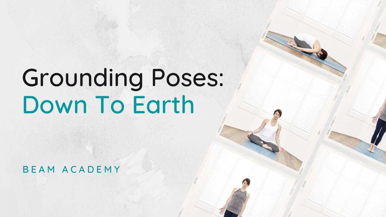 grounding poses