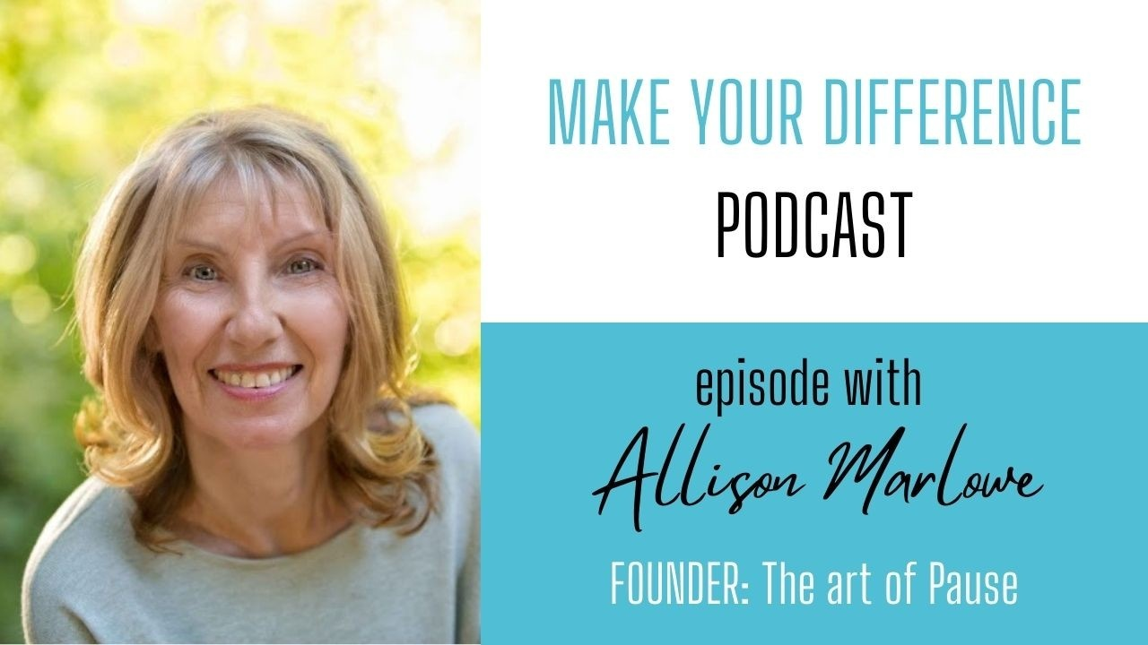 Podcast with Allison Marlowe
